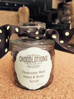 Chocolate Mint Hand & Body Scrub