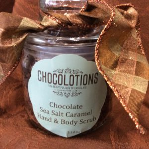 Chocolate Sea Salt Caramel Hand & Body Scrub